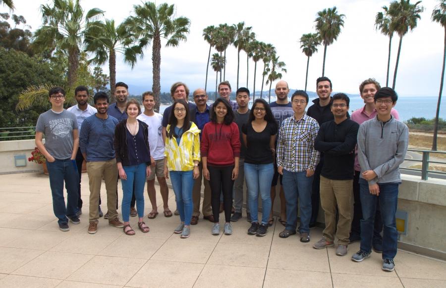 Dynamo Lab, UC Santa Barbara, 2018